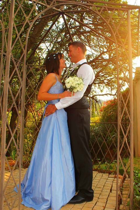 Blue Dress Wedding Photography | Photoshoots Pretoria