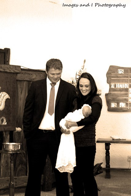 Danika Christening Family Photoshoot Ideas