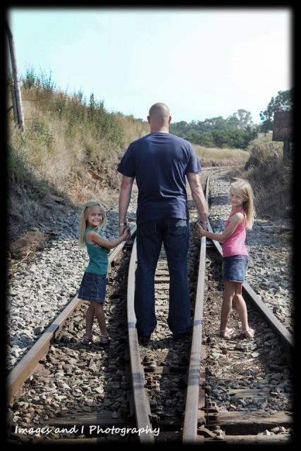 Cullinan Railroad Family Photoshoot Ideas | Photoshoots Pretoria