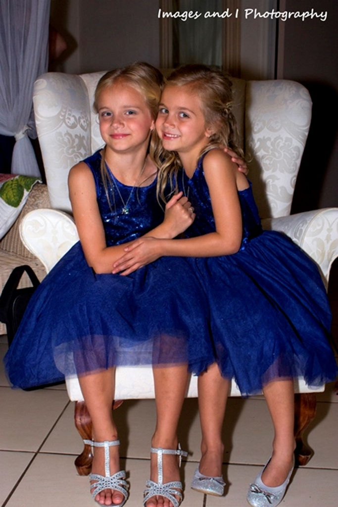 Flower Girls Dressed Photoshoot | Photoshoots Pretoria