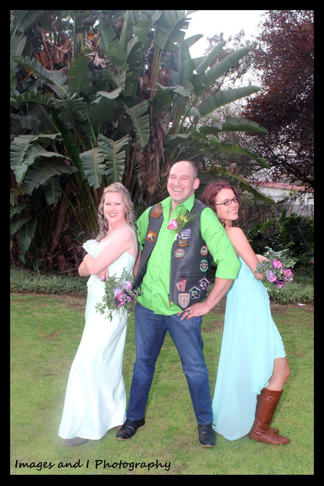 Groom and Bridesmaids Wedding Photos | Photoshoots Pretoria