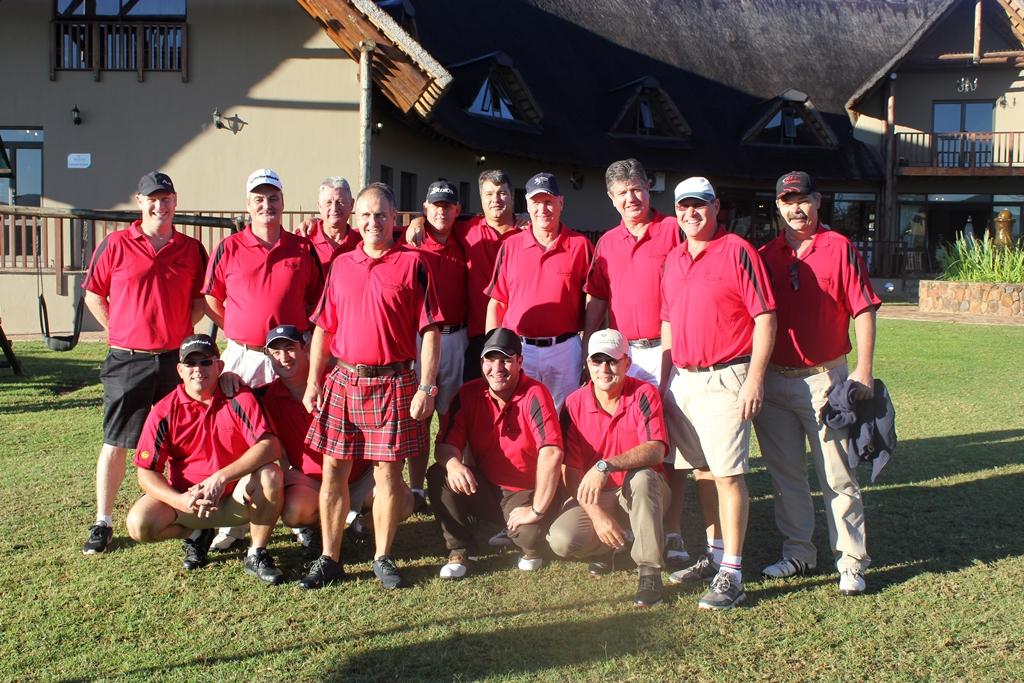 Group Golf Day Klein-Kariba Golf Day Event Photography