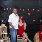 Masked Valentines Event Photography