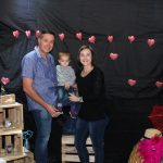 Family Valentines Event Photography