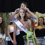 Crowning of modeling show Event Photography