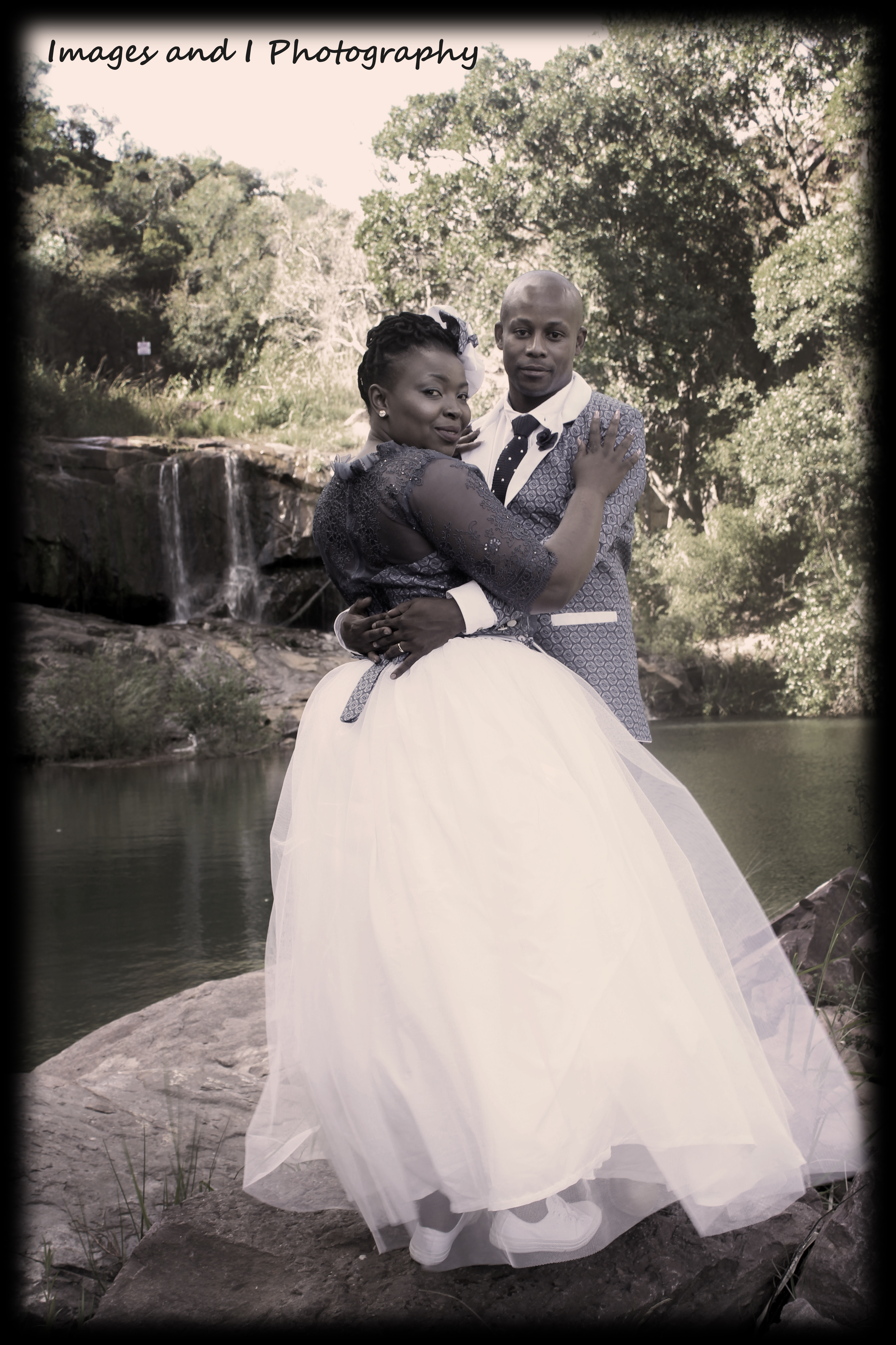 ATKV Klein-Kariba Wedding Waterfall Photography | Photoshoots Pretoria