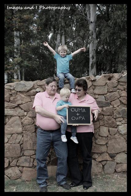 Koekemoer Grandparents Family Photoshoot Ideas | Photoshoots Pretoria