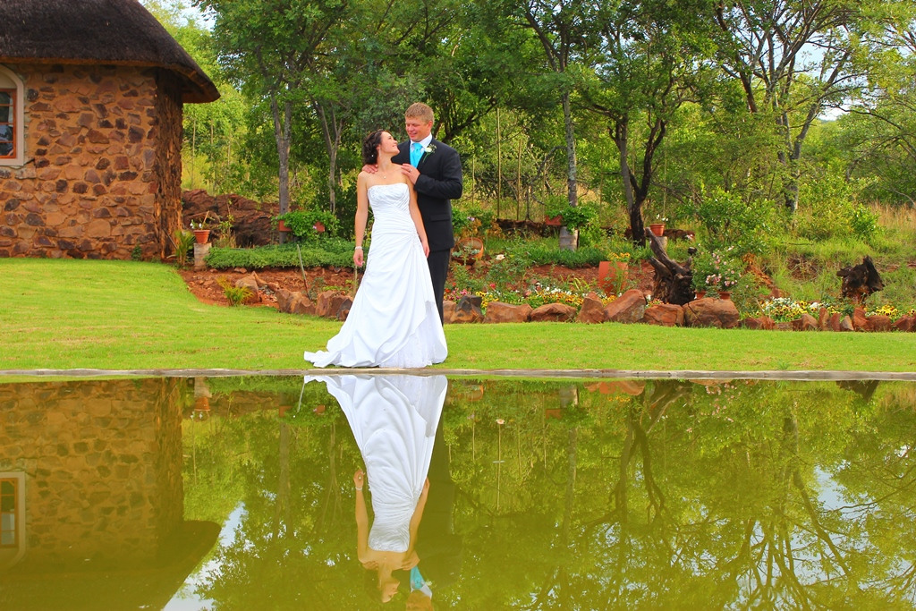 Lake Reflection Wedding Photography | Photoshoots Pretoria