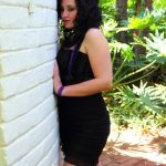 Little Black Dress Portrait Photography