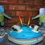 Lollos Cake Birthday Photoshoot