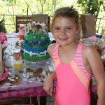 Young girl Birthday Photoshoot