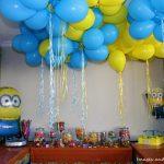 Minion Themed Birthday Photoshoot
