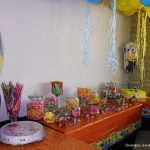 Candy Table Birthday Photoshoot