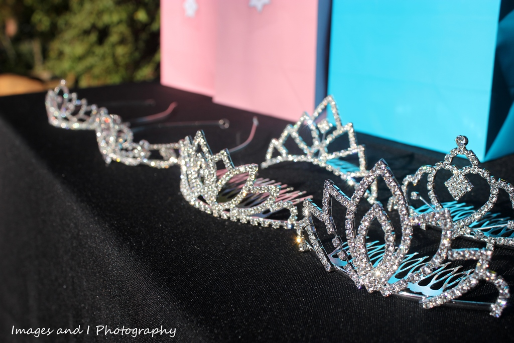 Tiaras for modeling show Event Photography
