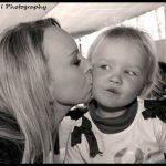 Kissing Birthday Photoshoot ideas