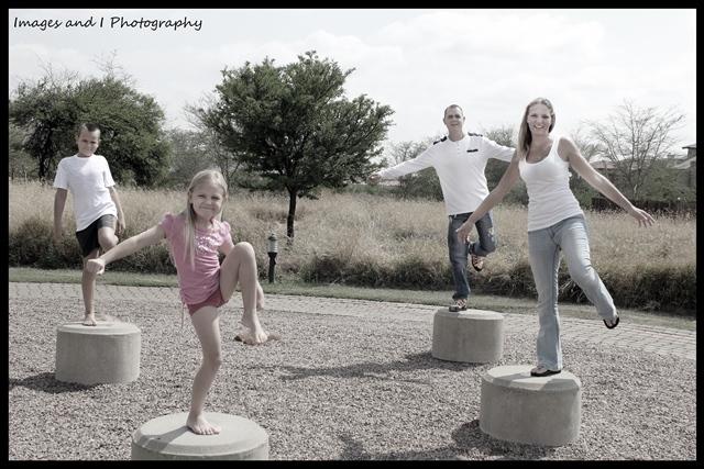 Balancing Fun Photography Family Photoshoot Ideas