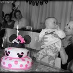 Blowing out candles Birthday Photoshoot