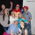 Group Photobooth Birthday Photoshoot