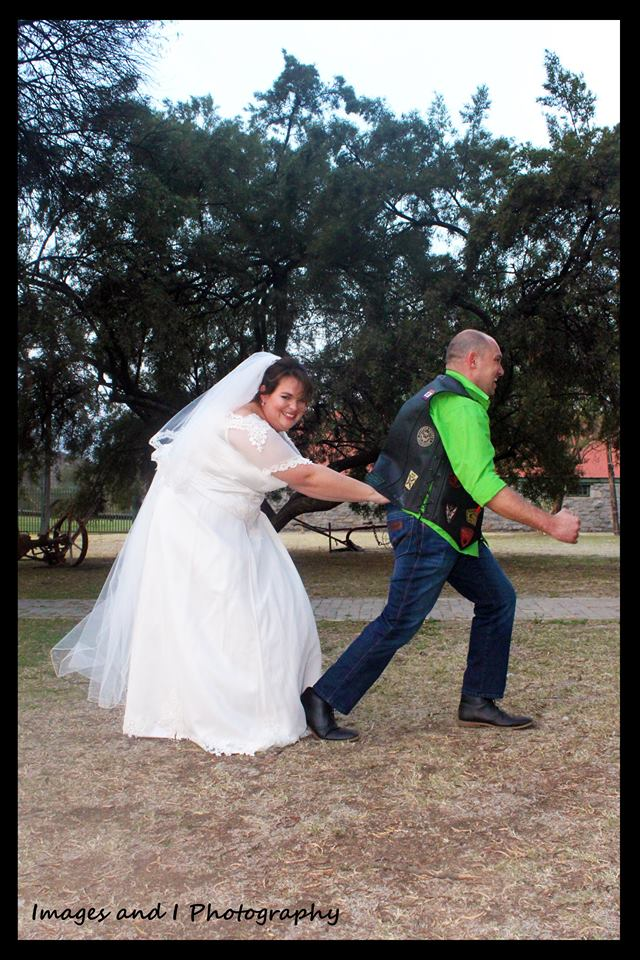 Running Groom Wedding Photography | Photoshoots Pretoria