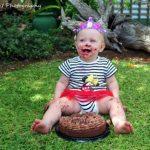 Cake Smash Birthday Photoshoot