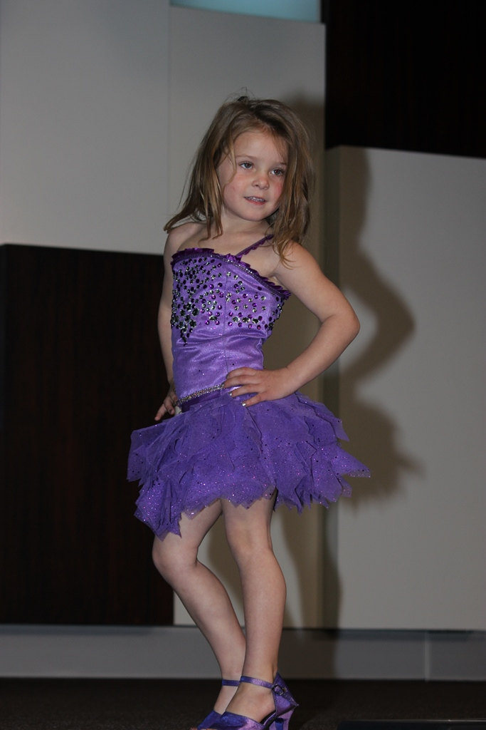 Ballerina modeling Event Photography