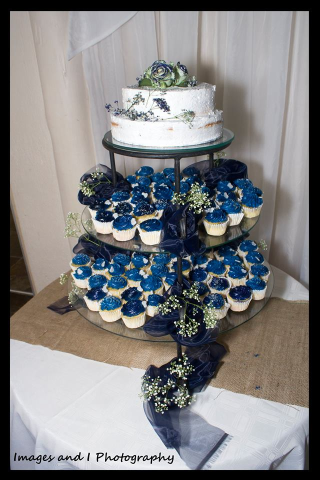 Wedding Cake with Cupcakes Photoshoot | Photoshoots Pretoria