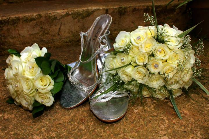 Shoes and Flowers Wedding Photography | Photoshoots Pretoria
