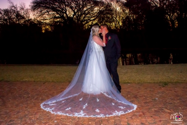 Night Wedding Photography | Photoshoots Pretoria