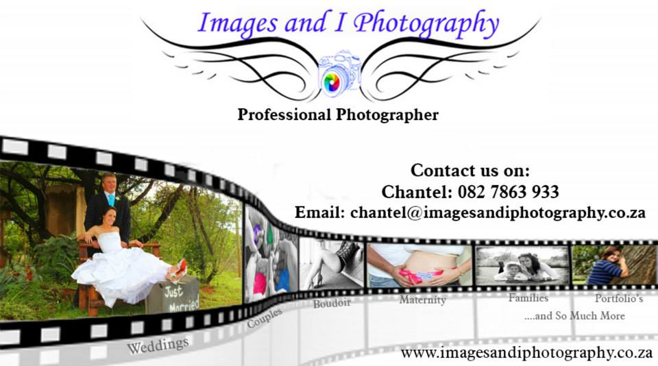 Images and I Photography Business card Graphic Design