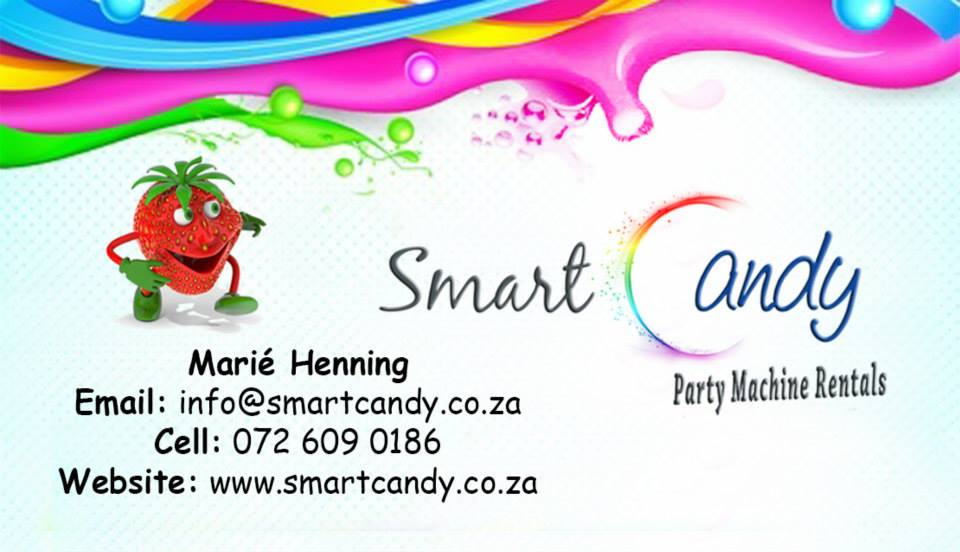 Smart Candy Business card Graphic Design