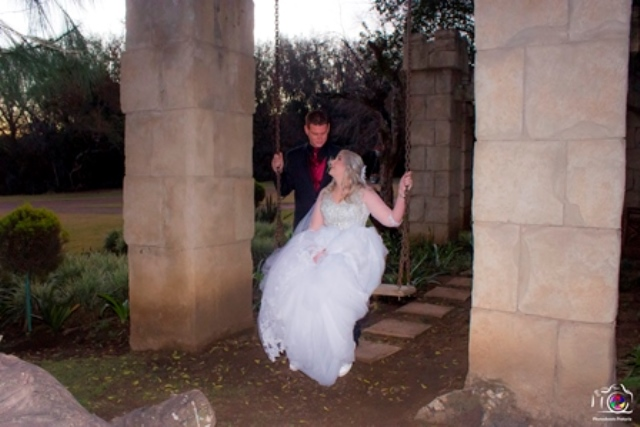 Swing Wedding Photography | Photoshoots Pretoria