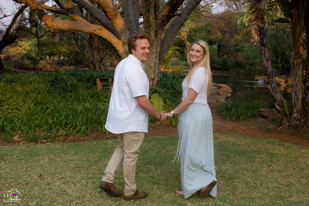 Jan Cilliers Park Couple Photoshoot