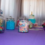 Sweets Table at Birthday Party